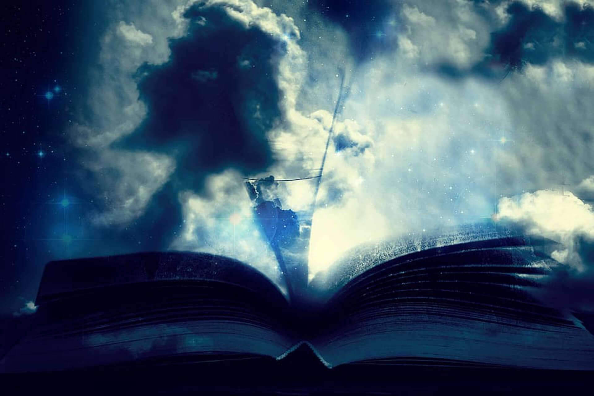 Wetter Wolken Bücher