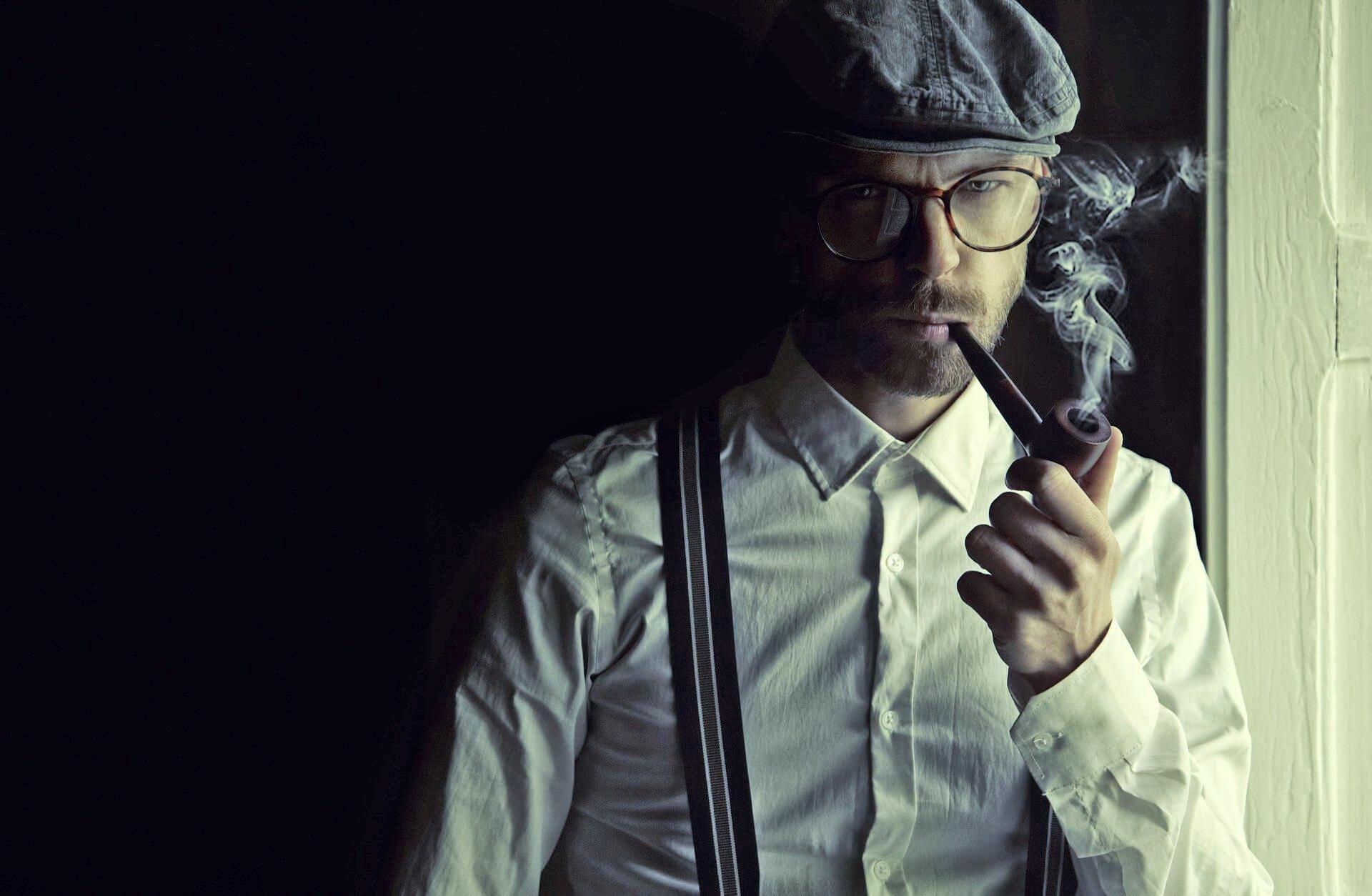 Mann O Detektiv Romane