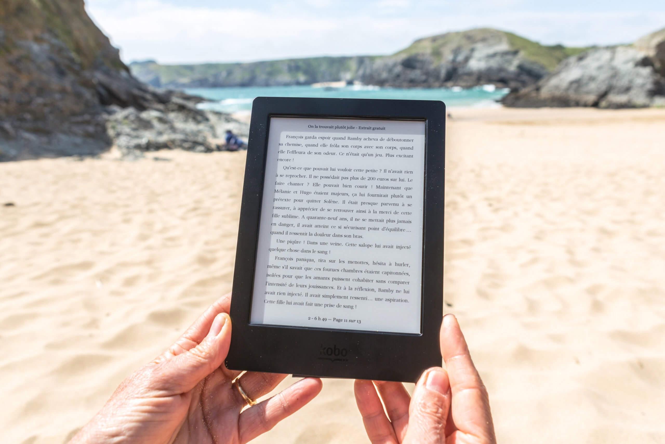 Kostenlose Ebooks am Strand oder Küste